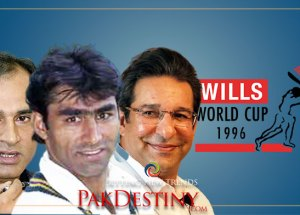 Wasim Akram's mysterious opting out of crucial match against India in 1996 World Cup serves a strong charge-sheet of spot fixing against him, Aamir Sohail open up new Pandora Box of match fixing against his former colleague