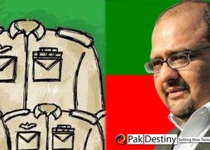 Shahzad Akbar mocks establishment -- PTI's relations with military getting sour