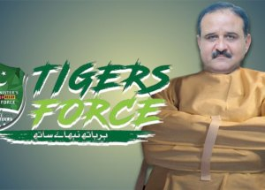 Tiger Force to take powers of Buzdar