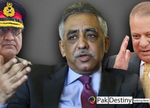 Zubair who failed to cut a deal with army gets rewarded by Nawaz -- hard to understand Nawaz 'super' brain