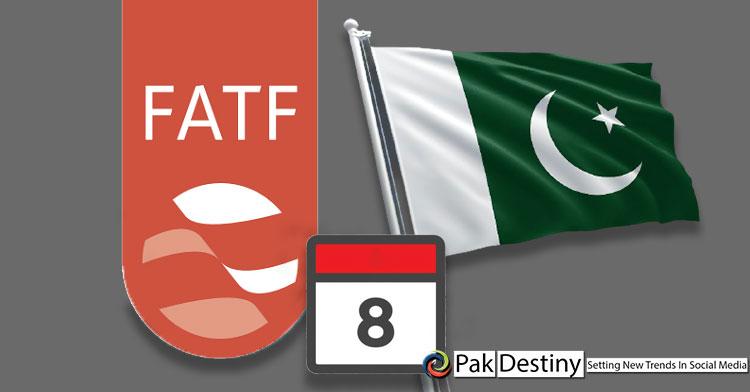fatf grey list pakistan eight 8 months more
