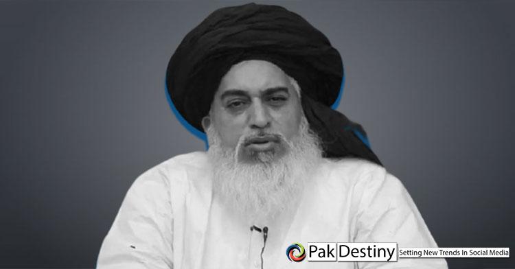 khadim rizvi died latest passed away death khadim hussain rizvi
