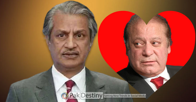 Absar Alam journalist ex-PEMRA chairman pays price for the love of nawaz sharif