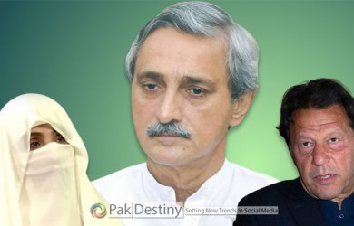 Time for jahangir khan Tareen to rest in jail for few months