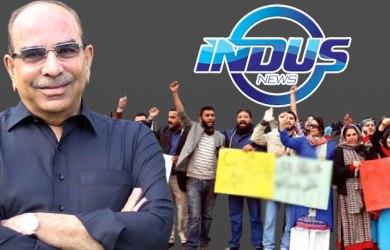 After AAP, Malik Riaz shuts down English language Indus TV