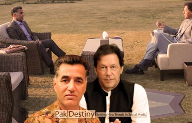 Dawn dares to ask PM Khan to tell why Gen Hameed is so indispensable for him?