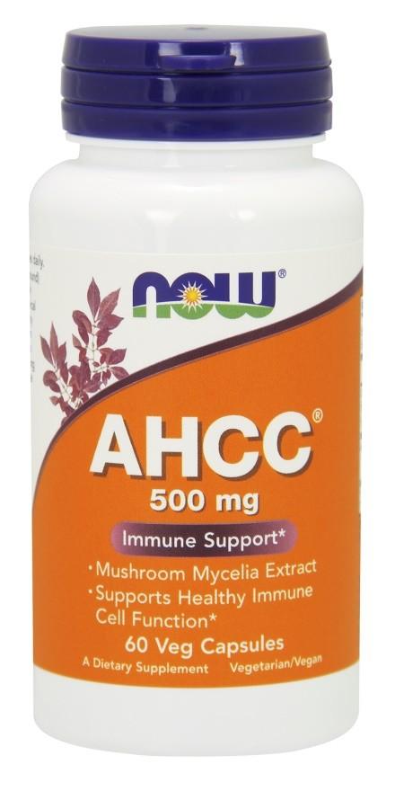 NOW Foods AHCC - Odżywki i suplementy tabletki na ...