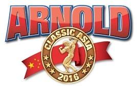 arnold classic asia 2016