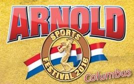 arnold classic columbus