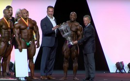 arnold classic europe barcelona