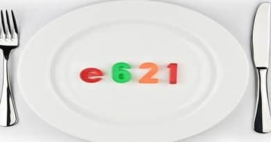 glutaminian sodu e621