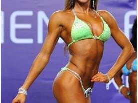 Hanna Gorboś fitnesski