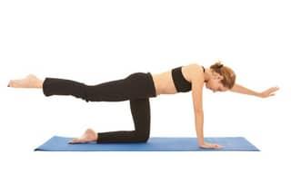pilates ćwiczenia