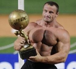 Tabela Mistrzów Świata Strongman
