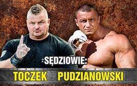 toczek i pudzianowski strongman