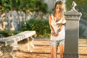 leki antyhistaminowe na alergie kobieta woda