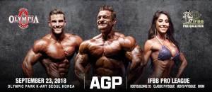 Asia Grand Prix Pro 2018