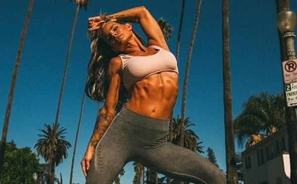 mandy blank nie żyje fitnesska