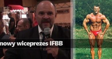 paweł filleborn wiceprezydent ifbb, prezez pzkfits