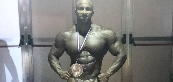 Szymon Łada IFBB Elite PRO