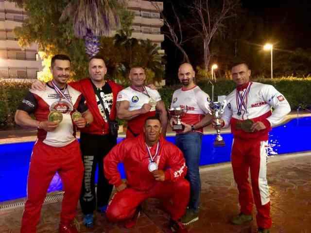 medale polaków Tarragona 2018 Hiszpania