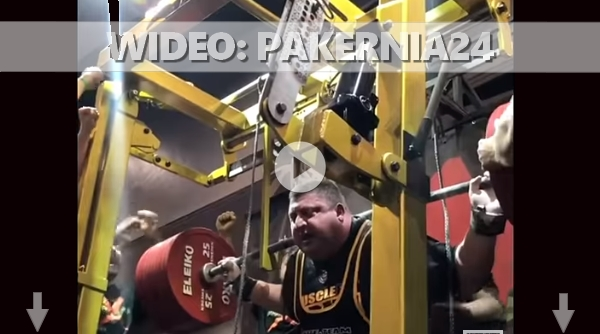 Vlad Alhazov rekord świata przysiad 505 kg