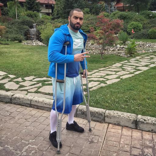 Lazar Angelov po operacji