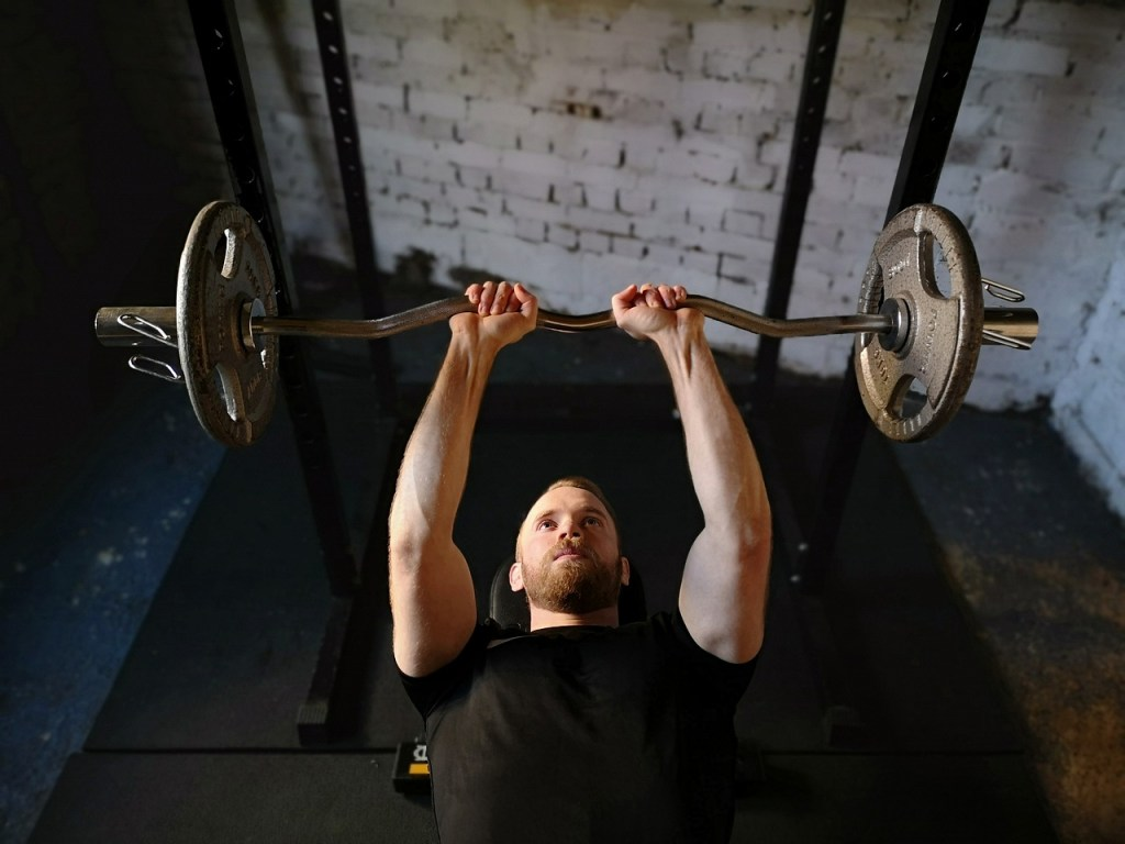 split trening 4 razy w tygodniu