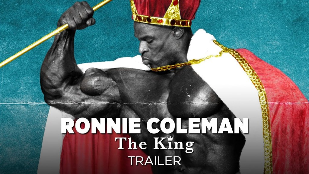 The King ronnie coleman netflix król