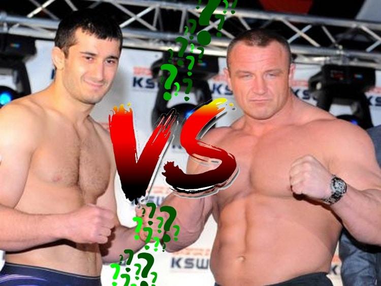 Mamed Khalidov vs Mariusz Pudzianowski super fight