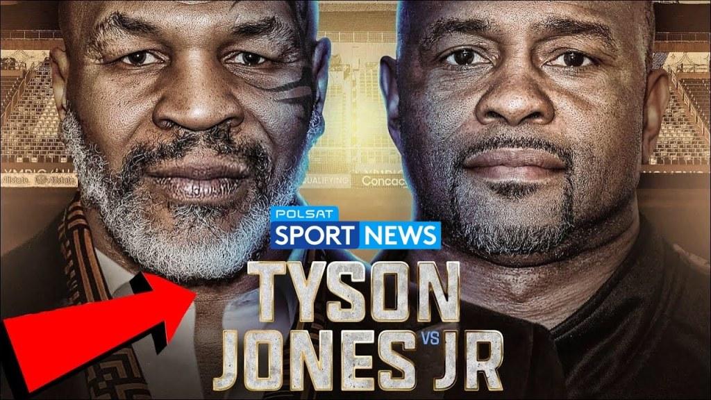 mike tyson vs roy jones walka transmisja online tv polsat sport