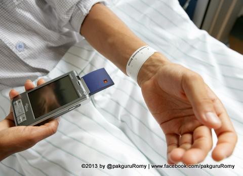RFID di Rumah Sakit