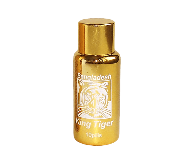 king Tiger Tablets - For men