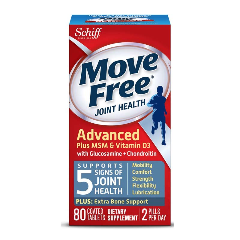 Move Free Joint Health Supplement Tablets