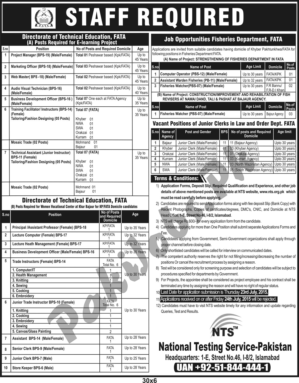 Fata-Secretariat-Peshawar-Jobs-2015-Phase-3-NTS-Application-Form Job Application Form Punjab Food Authority on retail job application, women job application, hotel job application, author job application, bar job application, electric job application, messy job application, hospital job application, farm job application, stock job application, in n out job application, finished job application, first job application, hospitality job application, baby care job application, cat job application, computer job application, golf job application, animated job application, filling job application,