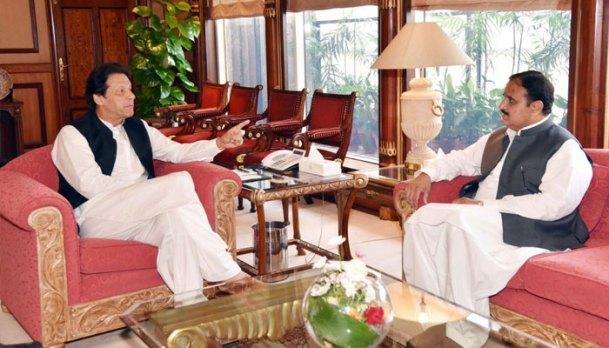 PM Imran Khan New CM Punjab Who replace Buzdar After July 2019