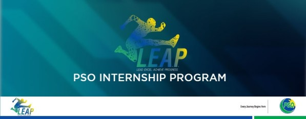 PSO LEAP Internship Program online apply