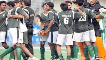 pakistan te meet india in semi finals of hockey champions trophy