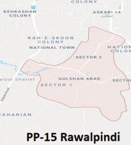 PP 10 Rawalpindi Election Result 2018 – Candidates and Map – Paki Mag