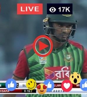 Live test Cricket- Bangladesh (BAN) vs Afghanistan (AFG