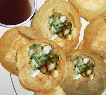 Pani Puri Recipe At Pakirecipes