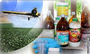 Early warning on hazardous pesticides