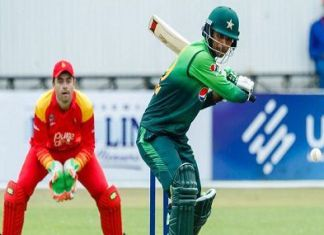 Pakistan vs Zimbabwe 2018 Schedule, Team Squads