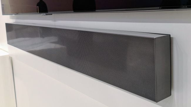 Samsung HW-NW700 Soundbar (Samsungs 3.0 channel soundbar with built-in subwoofer supports Alexa and SmartThings)