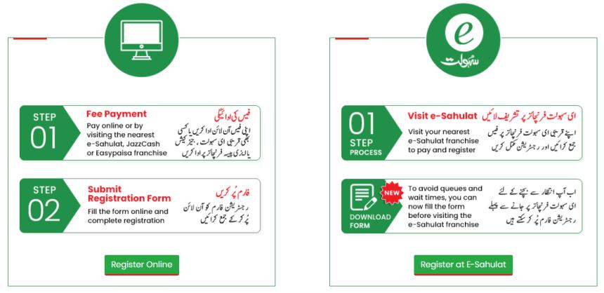 Naya Pakistan Housing Scheme 2019 online registration Process