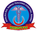 Medical Teaching Institution MTI Bannu