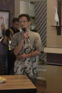 Owner Bebek Pak Ndut Malang