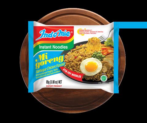 Indomie Barbeque Chicken