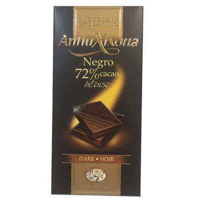 ANTIUXIXONA Czekolada Gorzka Dark 72% Kakao 100g