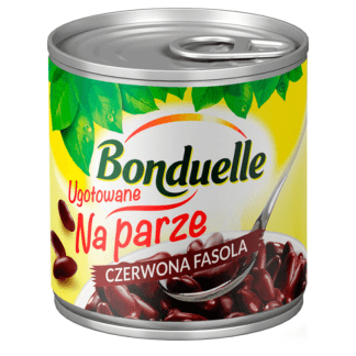 BONDUELLE Czerwona Fasola Gotowana Na Parze 310g